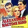ALEXANDER'S RAGTIME BAND [Soundtrack]