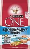 ピュリナ ワン ドッグ 1-6歳 室内飼犬用 お腹の健康から体重ケア 小粒 チキン 2.1kg (700g×3袋)