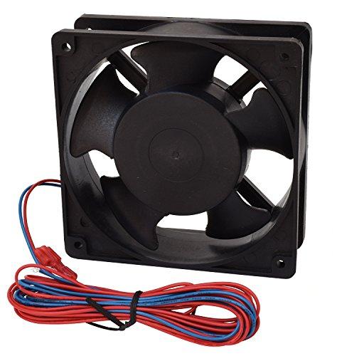 Rodale E1503 Cooling Fan, DC, 12V, 120 mm x 120 mm x 38 mm (12volt Dc Refrigerator compare prices)