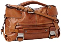 Hot Sale Kooba Camden KS13371-18 Satchel,Tan,One Size