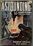 img - for [Pulp magazine]: Astounding Science-Fiction -- January 1939, Volume XXII, Number 5 book / textbook / text book