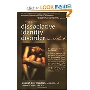 Amazon.com: The Dissociative Identity Disorder Sourcebook ...