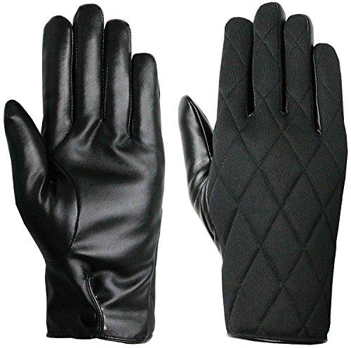 unisex-negro-thinsulate-guantes-acolchados-con-imitacion-de-cuero-palm-de-guantes-easy-off-mediana-e