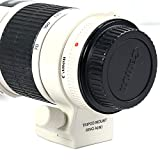 DSLRKIT High Quality Tripod Mount Ring A (W) for Canon 70-200mm f/4L IS USM
