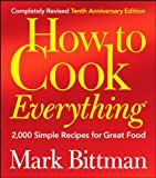 How to Cook Everything (0470398574) by Mark Bittman