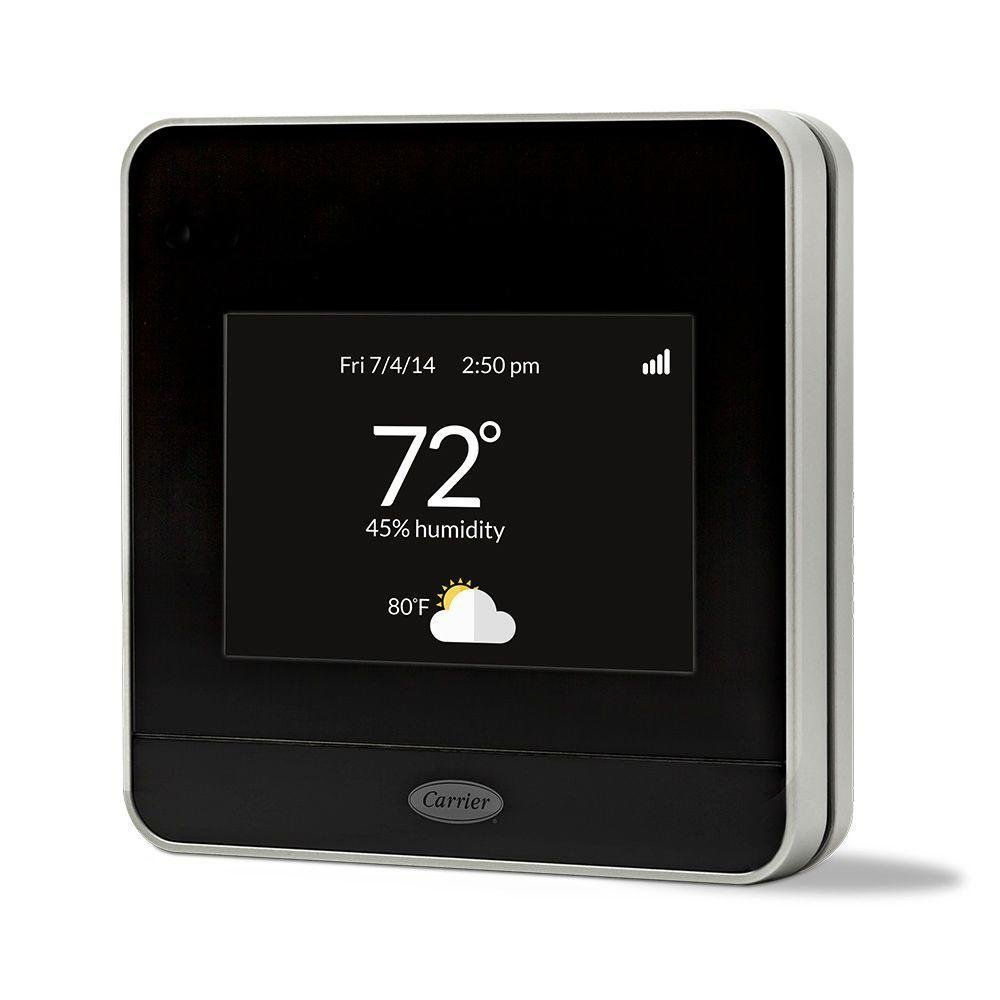 CARRIER Cor 7-Day Programmable Wi-Fi Thermostat with Energy Reports TP-WEM01