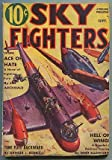 [Pulp magazine]: Sky Fighters -- September 1940, Volume XXIII, Number 3