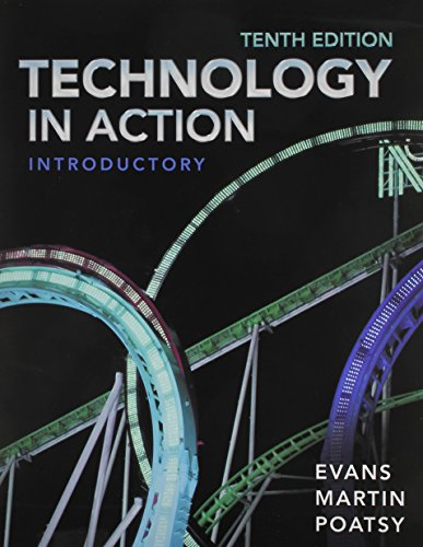 TECH IN ACTION INTRO & NEW MIL A/C PKG