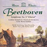 Ludwig Van Beethoven Symphony No 9/London Sc/London So/Giulini