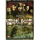 Pirates of the Caribbean: At World's End (Two-Disc Limited Edition) ~ Johnny Depp