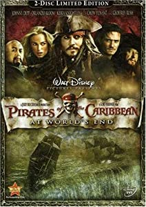 Pirates Of The Caribbean: At World's End (2-Disc Limited Edition) (Bilingual)
