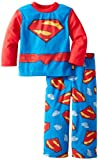 Superman Boys 4-10 Pajama Set, Multi, 6