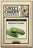 Marketmore Cucumber - Heirloom Seeds