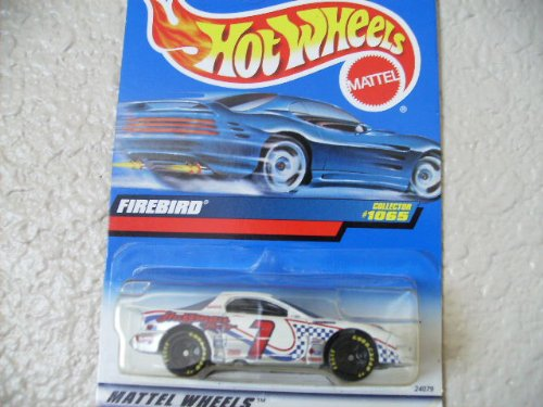 HOT Wheels Firebird 1999 #1065 Good Year Tires