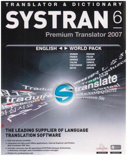 Premium Translator 2007 v6 - World (PC)