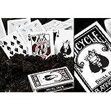 Bicycle Black Magic Skull Deck