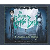 Tim Burton's Corpse Bride: An Invitation To The Weddingby Tim Burton