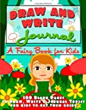 img - for Draw and Write Journal: A Fairy Book for Kids book / textbook / text book