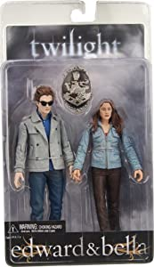 "Twilight 7"" Edward & Bella Action Figure 2 Pack"