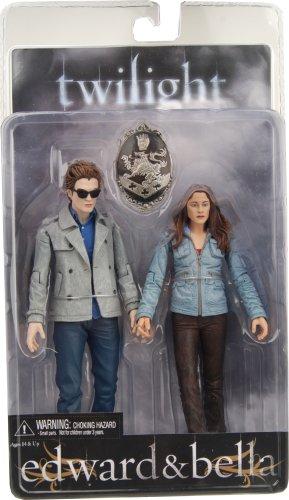 "Twilight 7"" Edward & Bella Action Figure 2 Pack"