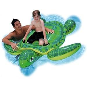 Sea Turtle Ride On Toy Pool Floatie
