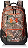 Under Armour Unisex Under Armour Camo Hustle Backpack, Realtree AP-Xtra, One Size