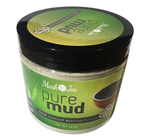 Pure Mud - Pure Bentonite Clay