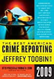 img - for The Best American Crime Reporting 2009 book / textbook / text book