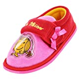 Little Miss Sunshine Bright Girls Slippers