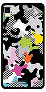 GsmKart IAS5 Mobile Skin for Intex Aqua Star 5.0 (Aqua Star 5.0-385)