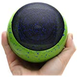 GOgroove Rechargeable Enhanced Bass Bluetooth Speaker with Powerful 5W Driver - Works With HTC , Google ,  Acer , SanDisk Phones , Tablets and MP3s