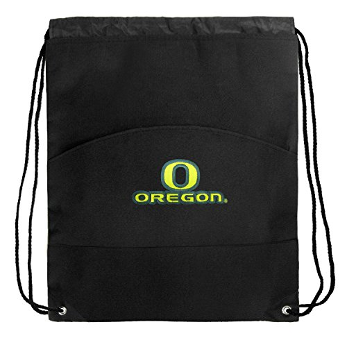 University Of Oregon Drawstring Bag Cinch Uo Ducks Draw String Back Pack Bag