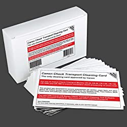 Cleaning Cards for Canon CR-Series Check Scanners (Box of 15)
