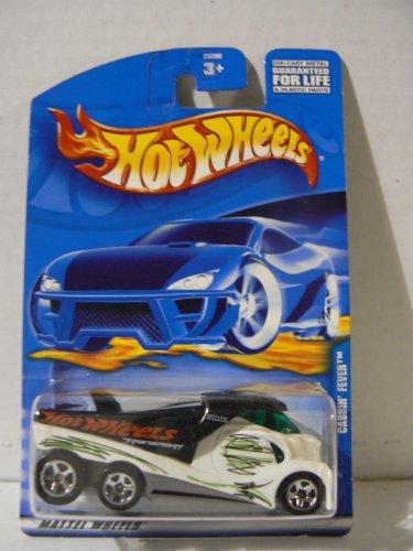 Hot Wheels Cabbin' Fever - 1