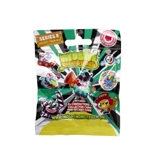 Moshi Monsters Blind Bags Series 8 - 1