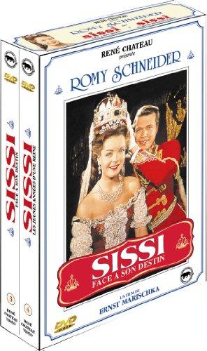 Sissi - Schicksalsjahre einer Kaiserin [Francia] [DVD]