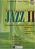 echange, troc Patrick Larbier, Thierry Vaillot - Improvisation jazz Volume 2