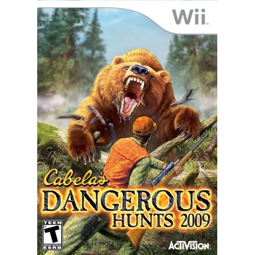 Cabelas Dangerous Hunts 2009 坎贝拉危险狩猎之旅2009
