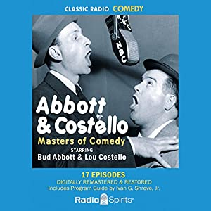 Abbott & Costello Radio/TV Program