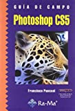 img - for guia de campo de photoshop cs5 book / textbook / text book
