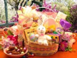 Deluxe Easter Extravaganza Gift Basket for Children and Family