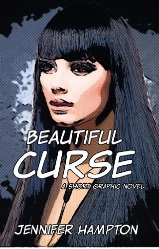 Jennifer Hampton - Beautiful Curse (A Short Graphic Novel) (English Edition)