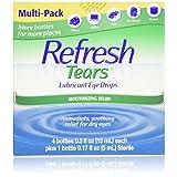 Allegran Multi-Pack 65 ml Refresh Tears, 2.17 FlOZ
