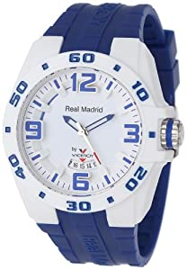 Reloj Viceroy Real Madrid 432851-05 Hombre Blanco por Viceroy