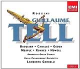 echange, troc Lamberto Gardelli - Rossini - Guillaume Tell ( intégrale )