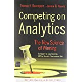 Competing on Analytics: The New Science of Winning ~ Thomas H. Davenport