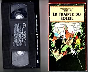 Les aventures de Tintin :  Le Temple Du Soleil