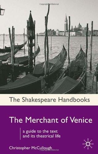 The Merchant of Venice (Shakespeare Handbooks)