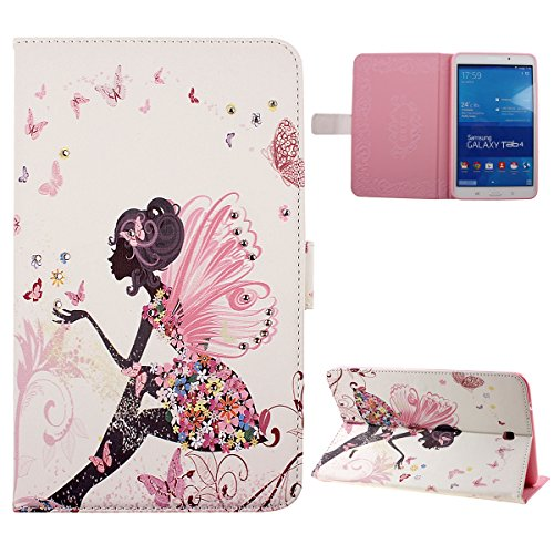 samsung-tab-4-t330-80belle-neo-fantasia-vintage-libro-shockproof-slim-morbido-pu-leather-pelle-rifle