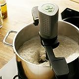 Stirio - der automatische Kochlöffel, wieder aufladbar